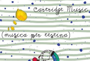 CARTRIDGE MUSIC (JOHN CAGE) PERFORMED BY THE CHILDREN Buy the limited edition CD (compra il Cd in edizione limitata)